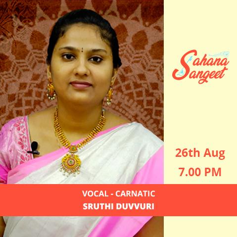 Sahana Sangeet